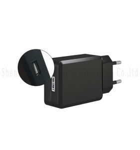 Us/EU Plug 5V 2.1A Fast Charger USB Wall Charger pictures & photos