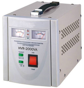 Automatic Voltage Regulator for Home Using pictures & photos