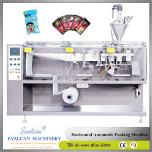 Automatic Twin Link Pouch Bag Form Fill Seal Machine pictures & photos
