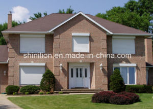 Aluminum Residential Roller Shutter Window pictures & photos