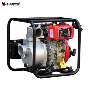 Diesel Water Pump with Small Fuel Tank (DP30) pictures & photos