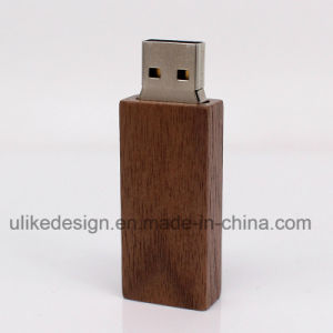 Customized Eco Friendly Wood Material USB Flash Drive pictures & photos