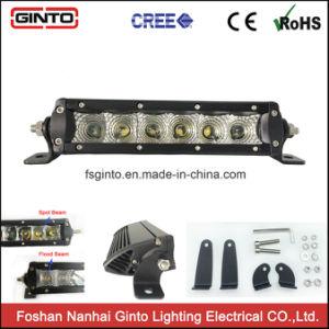 High Lumens 23inch Jepp 4X4 Single Row LED Light Bar pictures & photos