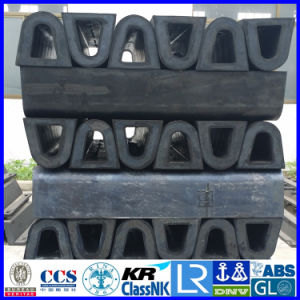 D Type Rubber Marine Fender for Pier pictures & photos