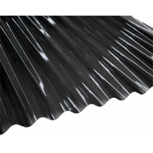 Clear UV Protection PC Polycarbonate Plastic Roofing Corrugated Sheet for Greenhouse pictures & photos