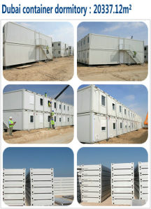 Modular Steel Prefab Container Home pictures & photos