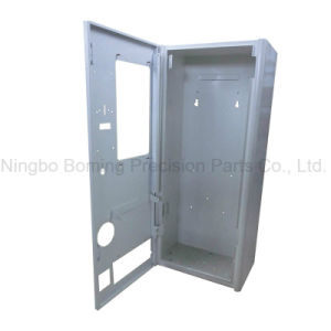 Metal Box, CNC Stamping Sheet Metal Fabrication pictures & photos