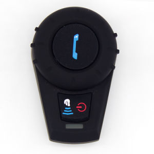 Simple Black Bluetooth Intercom for Motorbike/Skier/Bicycle Handfree pictures & photos