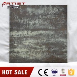 Metal Texture Shining Surface Porcelain Floor Tile pictures & photos