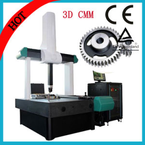 CNC Large/Small Travel Video Measuring Instrument with White Metal Table pictures & photos