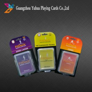 Brand New Plastic Playing Cards Educational Cards pictures & photos