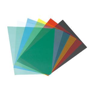 Foska Top Quality Transparent A4 PVC Cover pictures & photos