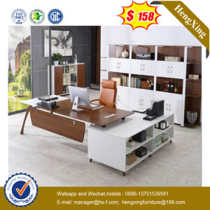 White Painting MDF School Executive Table Fashion Office Furniture (UL-MFC383) pictures & photos