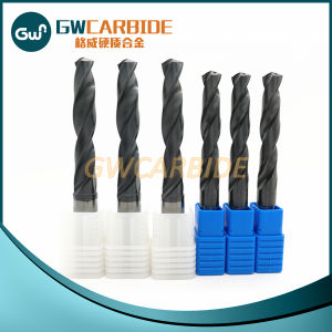 Carbide Drill with Coolant Hole Drill Bit pictures & photos