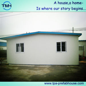 Green Commercial Mobile House for Labor pictures & photos