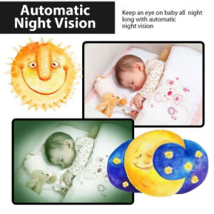 Vb601 Wireless Digital LCD Color Video Baby Monitor Camera Audio Night Vision pictures & photos
