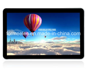 "65"" Indoor Wall Mount Ad Player 4GB500GB I3 Touch All-in-One Advertising Display pictures & photos"