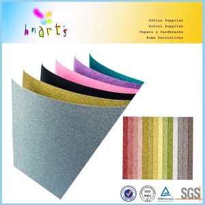 High Quality Glitter Does Not Fall Glitter Cardboard Glitter Paper 250GSM pictures & photos