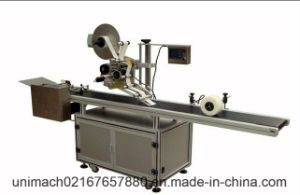 Automatic Top Plane Labeling Machine pictures & photos