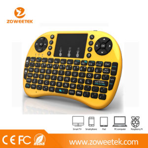 Rii Mini I8 Wireless Backlight Computer Keyboard for Samrt TV, Android TV Box, Smart Phones etc pictures & photos