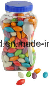 Olivary Bubble Gum with Different Colors with Free Spoon pictures & photos