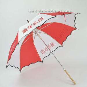 "Black Edge Auto 19"" Children Advertising and Promotion Umbrella (YSS0129)"