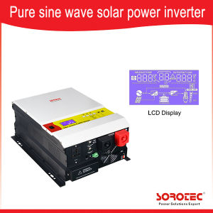 1-6kw 230VAC Low Frequency Hybrid DC / AC Solar Inverter with 60A Charger for Generator pictures & photos