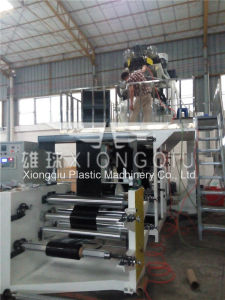 1000mm PP Double Layers Film Blown Machine pictures & photos