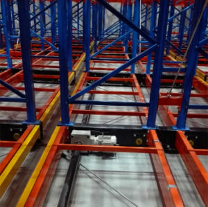Electrical Powered Mobile Pallet Rack for Cold Store Warehouse Use pictures & photos