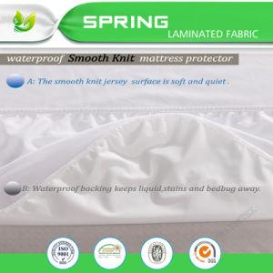 Best Bed Bug Cotton Terry Twin Mattress Encasement Waterproof pictures & photos