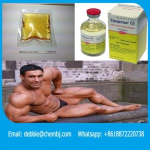 Yellow Oil Liquild Bodybuilding Steroid Boldenone Undecylenate / Equipoise 13103-34-9 pictures & photos
