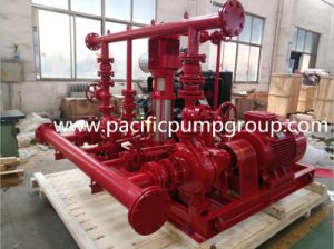 Nfpa 20 Packaged Fire Pump pictures & photos