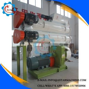 Automatic Lubrication Oil Cooling Device Poultry Feed Mills pictures & photos