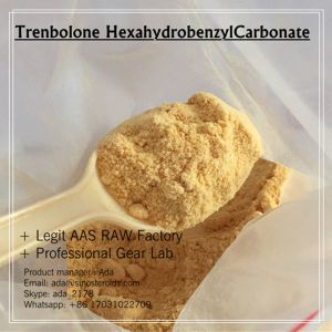 High Quality Parabolan (CAS: 23454-33-3) Trenbolone Hexahydrobenzyl Carbonate in Stock pictures & photos