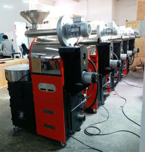 6.6lb Coffee Roaster/3kg Gas Coffee Roaster/3kg Commercial Coffee Roasters pictures & photos