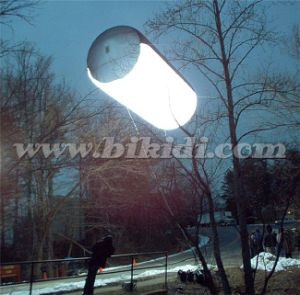 Helium Balloon, Inflatable Lighting Balloon with Logo Printings (K7018) pictures & photos