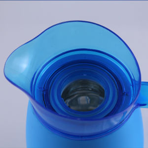 Blue Plastic Glass Inner Coffee Thermos Water Vacuum Jug (JGGW) pictures & photos