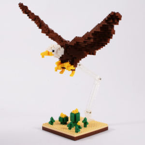 Nano Building Blocks 610PCS Eagle Plastic Bricks Toys with En71 (10283720) pictures & photos