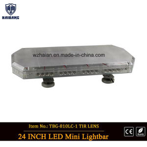 LED Portable Light Bar Emergency Cation Working Mini Light Bar with Magnets for Tow Cars pictures & photos