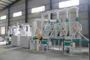 Soybean Flour Mill Machinery, Wheat Flour Milling Machine, Machine for Soya Flour pictures & photos
