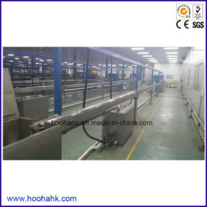 Outdoor Optical Cable Extruder Production Line pictures & photos