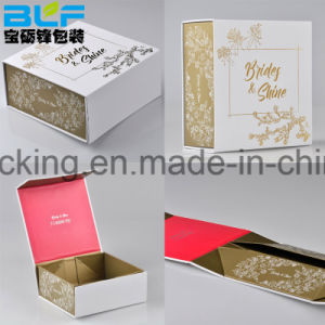 Custom Printed Cardboard Magnetic Gift Box (BLF-GB018) pictures & photos