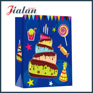 Lovely Design Custom Made Cheap Wholesales Offset Printing Paper Bags pictures & photos
