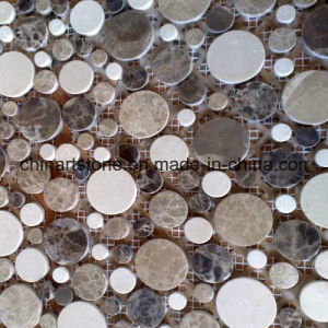Nature Marble Mosaic Pattern for Wall pictures & photos