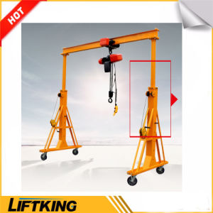 Gantry Crane for Sales, Liftking Brand Manufacturer with ISO Certificate pictures & photos