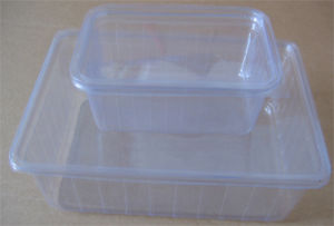 Blister Jar & Cover/Plastic Cover/Plastic Products/Plastic Box/Container pictures & photos