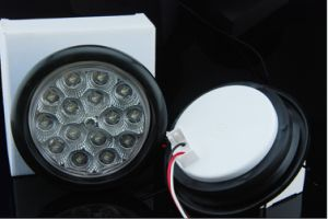 "4""Round LED Truck Light/Tail Lamp"