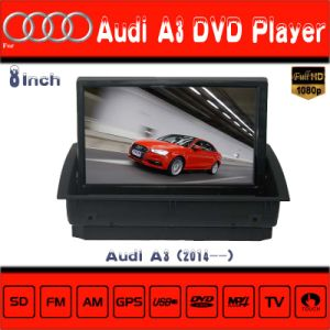 Windows Ce GPS Navigation for Audi A3 (2014--) GPS DVD Player with Video Blurtooth pictures & photos