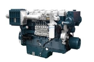 Yuchai Yc6t Marine Diesel Engine with CCS pictures & photos