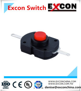 Tact Switch/ Flashlight Switch/ Push Button Switch for Home Appliance